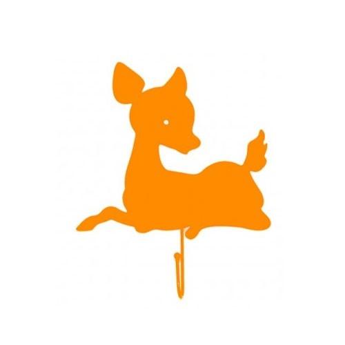 kinderkapstok bambi oranje   global affairs