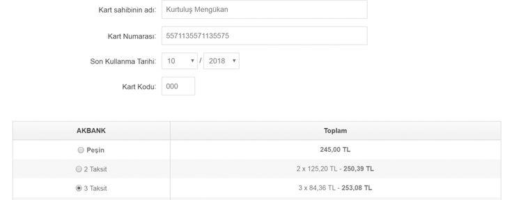 NopCommerce Sanal Pos Banka Entegrasyonu | nopCommerce Türkiye