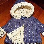 Reversible Hooded Jacket free pattern