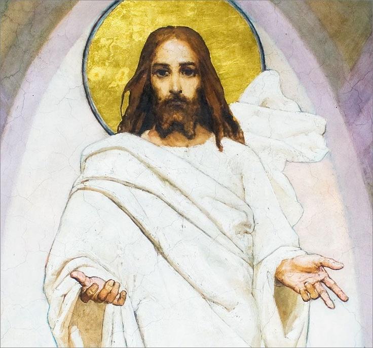 Image result for RISEN CHRIST IN UST