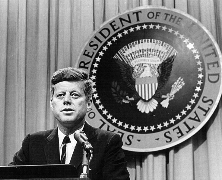 Quem matou John Kennedy?