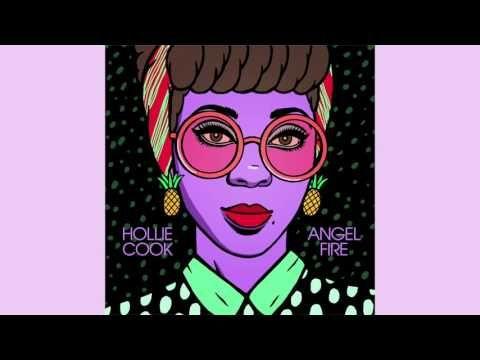 "DE ALTERNATIEVE MUZIEKMAN: Hollie Cook ""Angel Fire"""