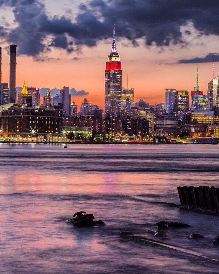 Empire State Building By Matthew Chimera Photography