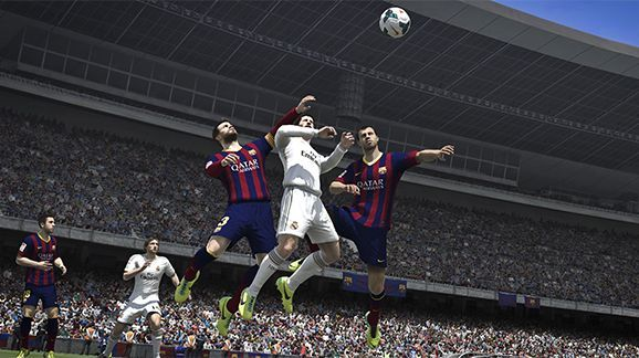 How FIFA 14 for Xbox One and PS4 is embracing next-gen graphics | Xbox One and PS4 have 16x as much RAM, so football can be fully realized thanks to next-gen hardware. Buying advice from the leading technology site