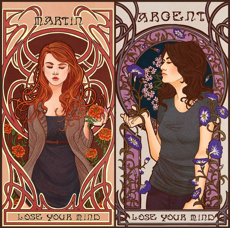 These remind me of Tarot cards. . .