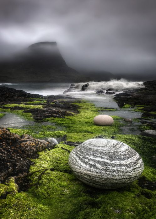 Isle of Skye,Hebrides in Scotland