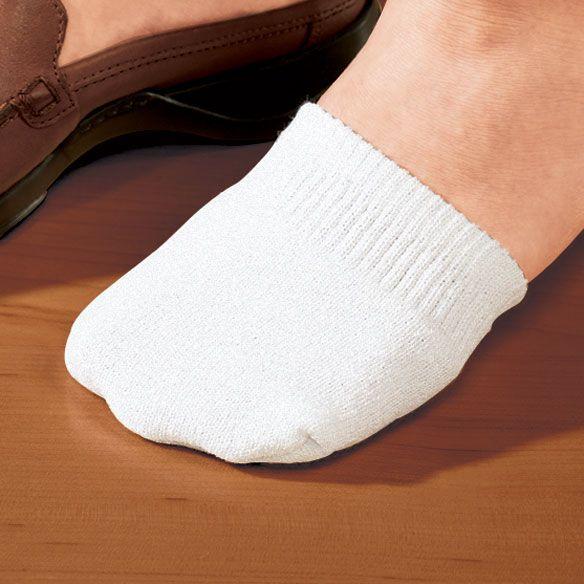 Toe Half Socks - Zoom