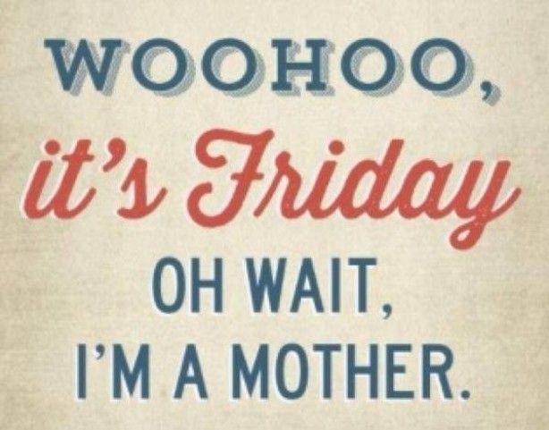 Een moeder zijn is het mooiste wat er bestaat maar, toch is deze tekst voor vele moeders herkenbaar! :D Meer van zulke leuke plaatjes? Facebook; Vandaag is mijn lievelings dag.