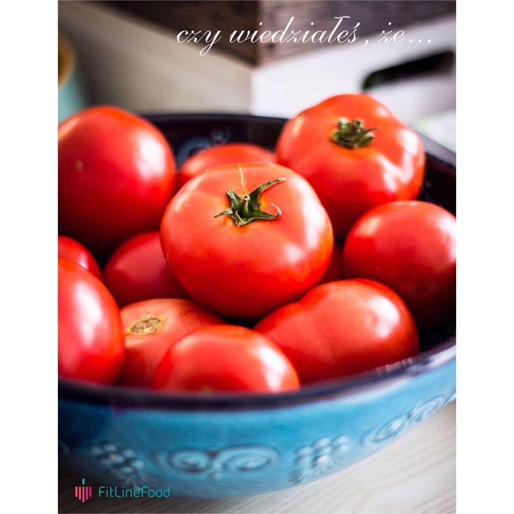 Czy wiedziałeś, że pomidory pomagają powstrzymywać efekty procesu starzenia? / Did you know, that tomatoes are helpful with restraining the effects of ageing process?