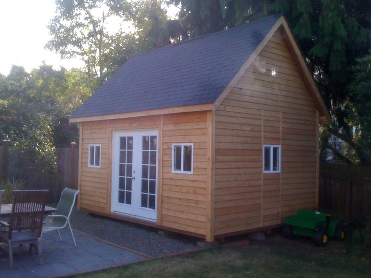 12X16 Shed with Loft http://monroesheddepot.com/gallery