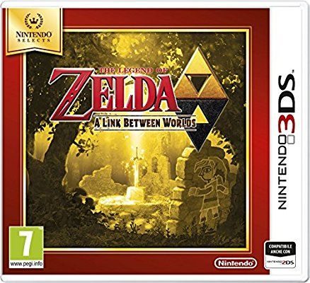 Nintendo Sw 3DS 2231149 Zelda:Link Between Worlds-