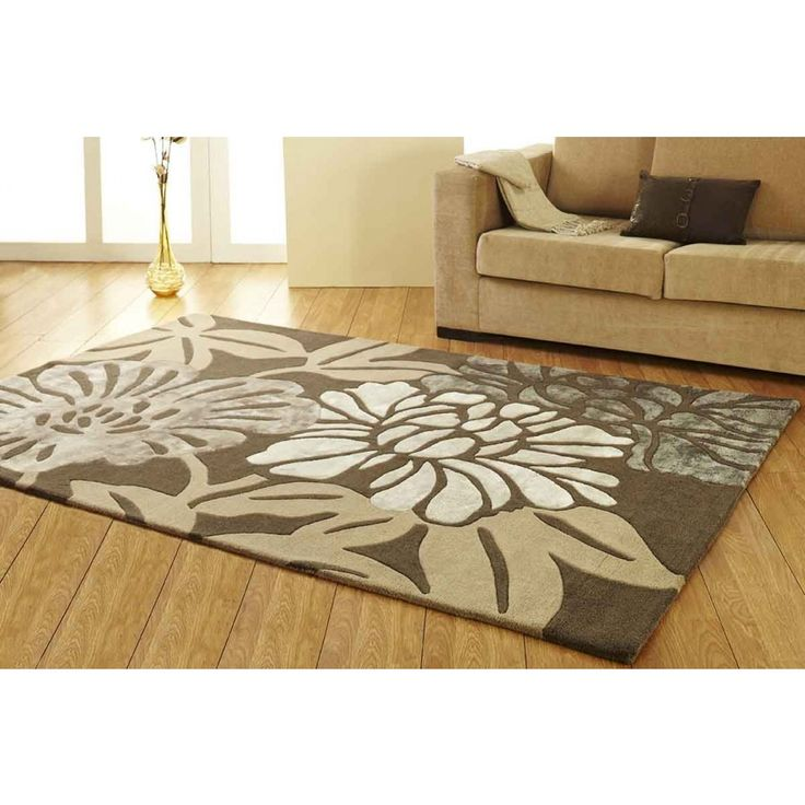 Divine Abstract Floral Design Unique  Bold and beautiful Divine Abstract Floral Design Unique Rug by Ultimate Rug, which will add glamour to your indoors instantly. #woolrugs #luxuriousrugs #floralrugs #handmaderugs #modernrugs #durablerugs