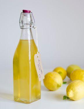 Przepis na limoncello
