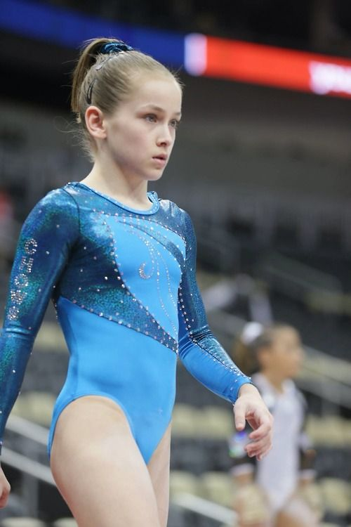 Norah Flatley--2014 P&G Championships day one