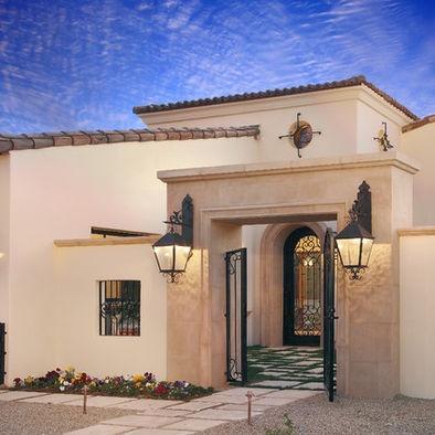 Mediterranean Home Exterior Paint