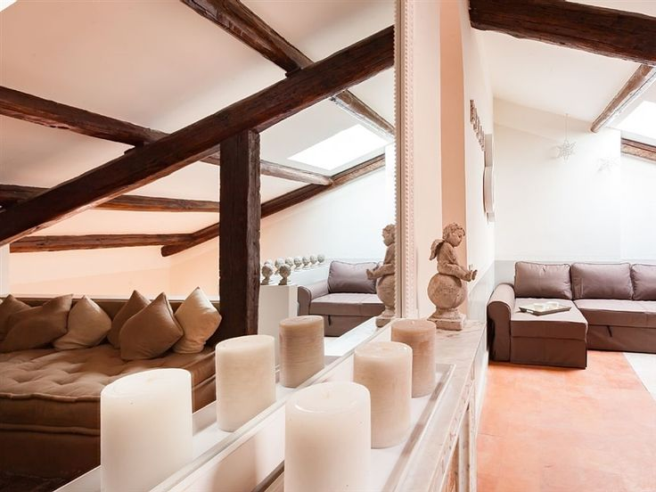 """Living Room """"Maison de l'Art"""" Rome"""