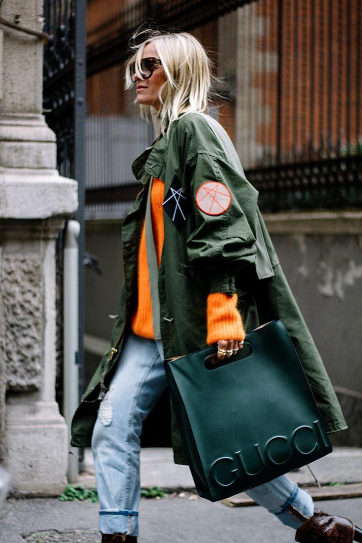 Street Style Milán Fashion Week Otoño Invierno 2016 | Galería de fotos 45 de 103 | VOGUE