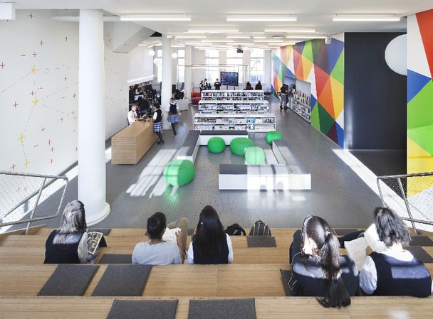 Designing Libraries That Encourage Teens to Loiter | Atlantic Cities