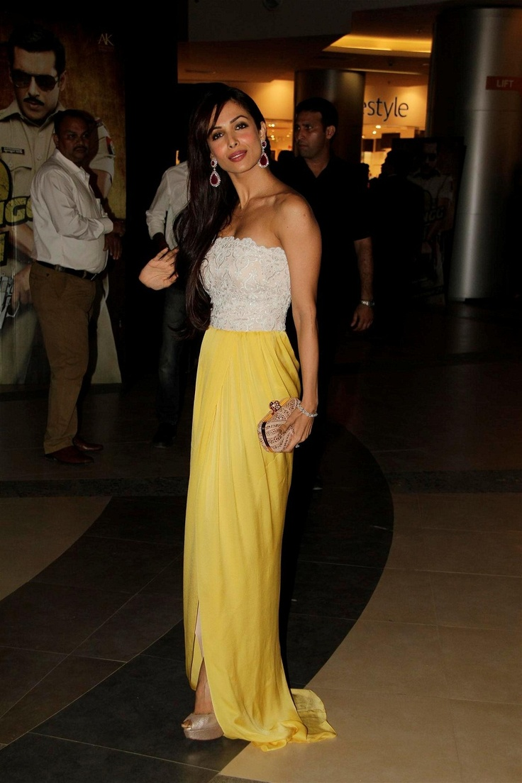 Mallaika Arrora Khan at Dabangg-2 Premiere.