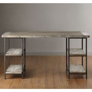@Overstock.com - Add style, color, and drama to you home office or spare room with this desk. This Renate Desk is made solid wood with a handcrafted reclaimed look.http://www.overstock.com/Home-Garden/Renate-Desk/6382180/product.html?CID=214117 $484.99