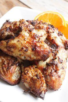 Kip met sinaasappel en ras el hanout - Francescakookt.nl