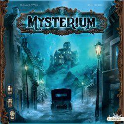 Mysterium (magyar kiadás) társasjáték 11 490 Ft - Szellemlovas…