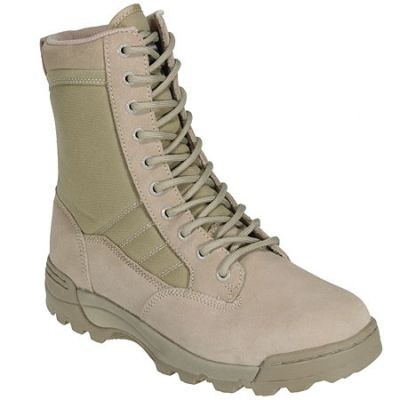 S.W.A.T Boots Men's Classic 9 Inch Duty Work Boots 1150 TAN