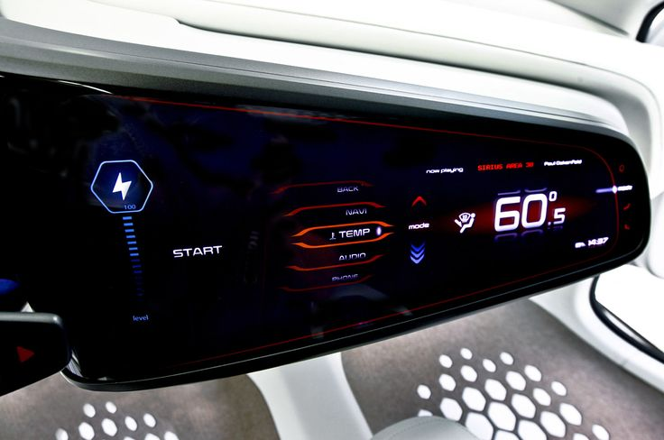 Kia Ray Concept 2010