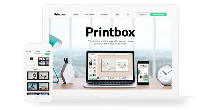 Printbox on Behance