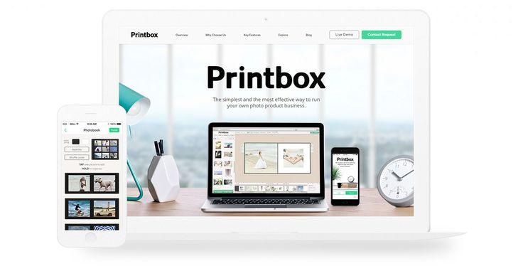 Printbox on Behance