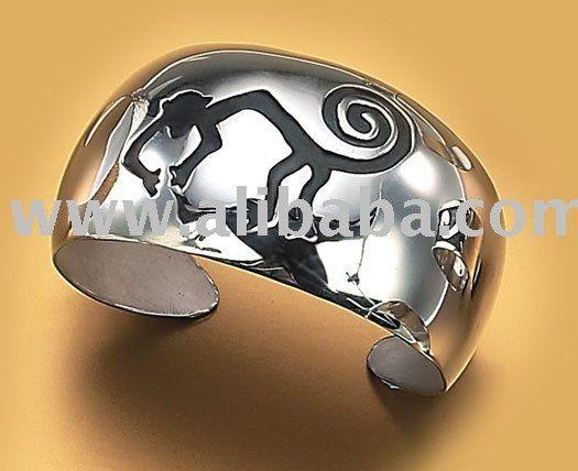 Peruana pulsera de plata del mono nazca en www. Dmusso. Com-Joyería Plata-Identificación del producto:106981054-spanish.alibaba.com