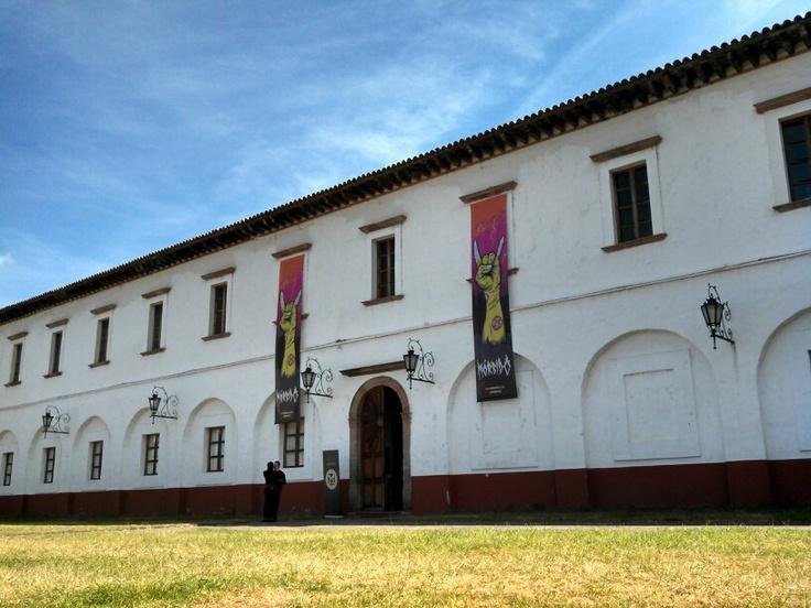 El ex convento jesuita - Pátzcuaro, Michoacán.