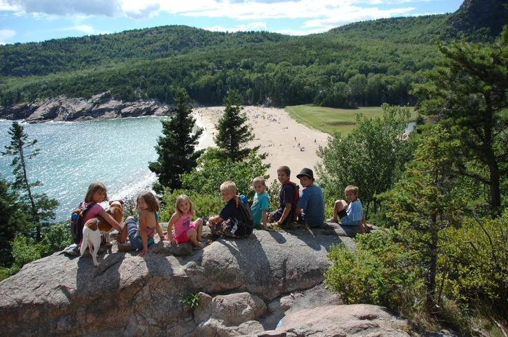 We loved Acadia National Park and Mt. Desert Island in Maine! The Lundy 5: Seven awesome days at Acadia.: National Parks, Parks Usa