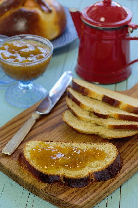 Cinco Quartos de Laranja: Doce de figo com laranja e baunilha