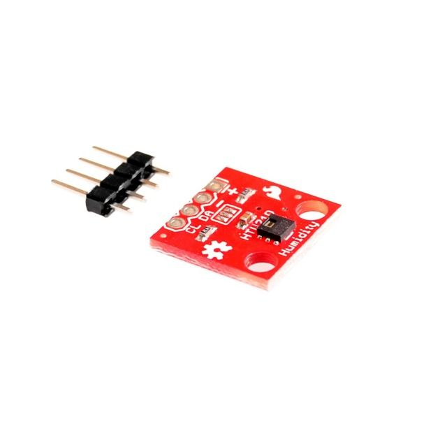 GY-213V-HDC1080 I2C Low Power High Accuracy Digital Humidity Temperature Sensor