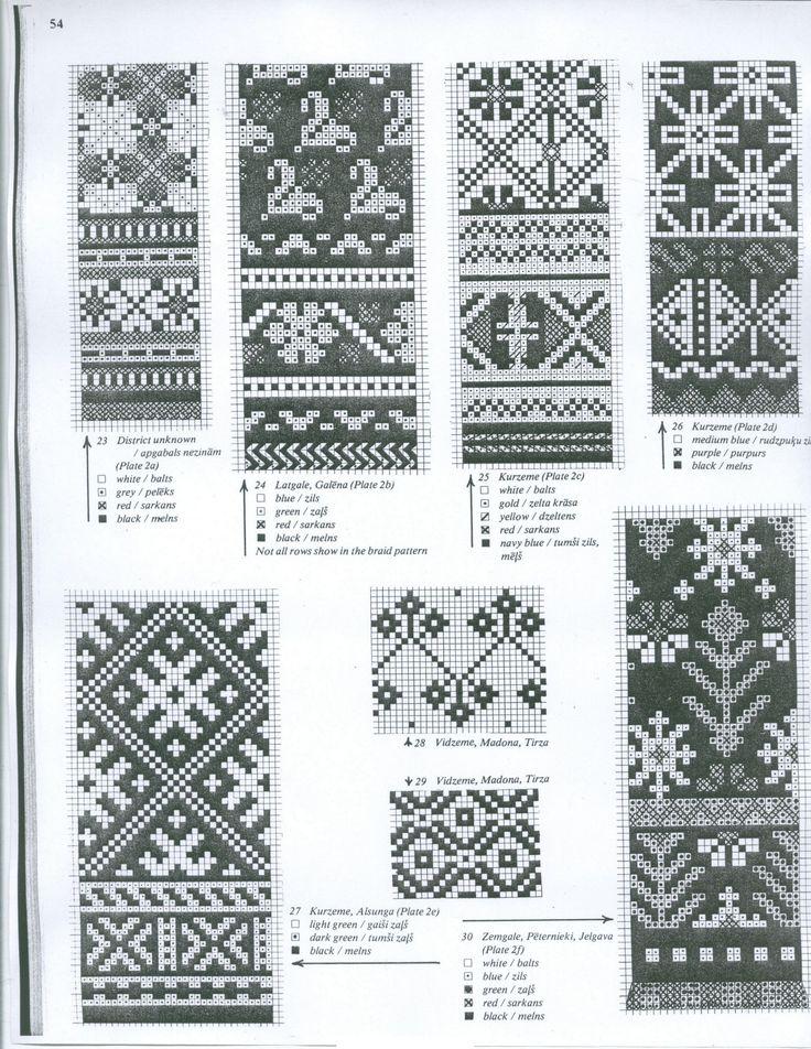 LATVIAN MITTENS 51