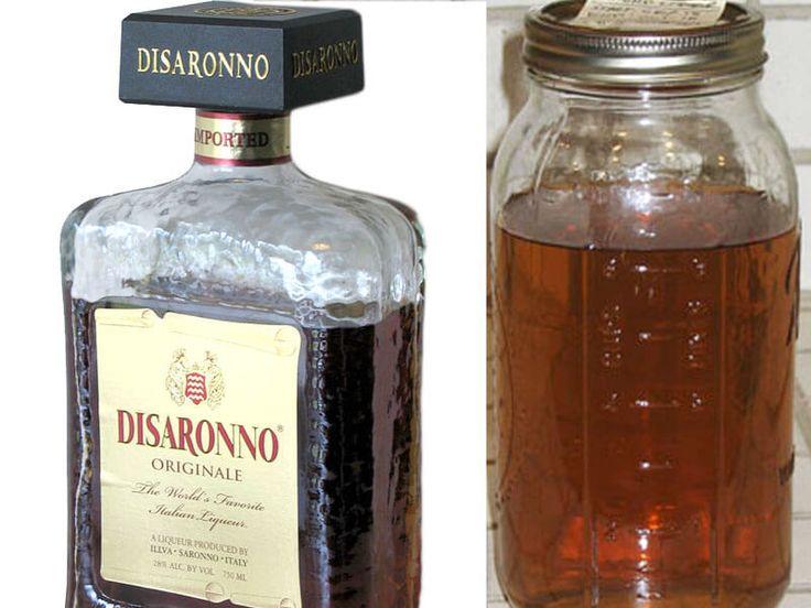 Ликер Amaretto Disaronno – заводской и домашний