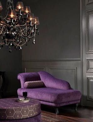 123 best images about purple and silver grey on pinterest for Bella berry chaise