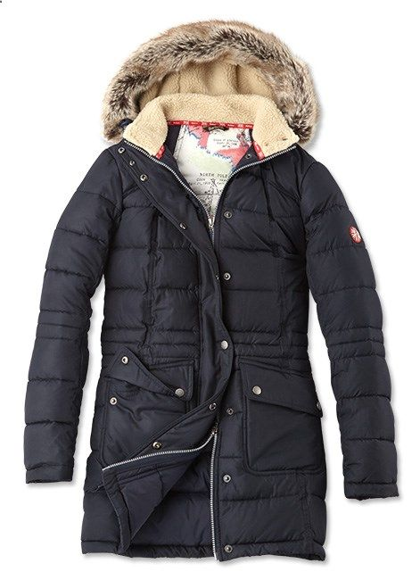 Just found this Barbour Womens Quilted Coat - Barbour® Landry Long Quilted Coat -- Orvis on Orvis.com!