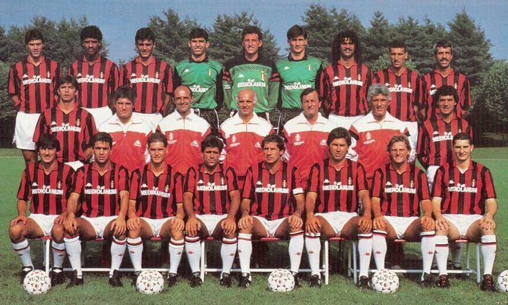 AC Milan 1987-1991(Mediolanum)