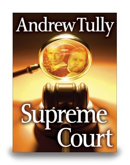 "Published twenty-six years after President Franklin D. Roosevelt proposed a reorganization of the judiciary that included his controversial ""court-packing"" plan, Supreme Court presents a fictionalized account of a similar plan. Now in eBook $5.99 http://ow.ly/qce5V"