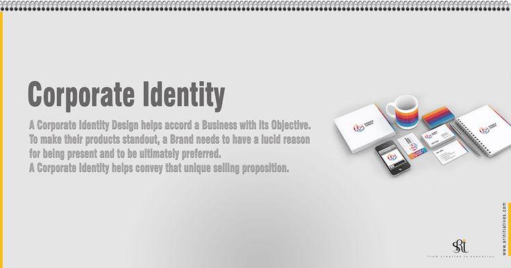 Corporate Identity Designing