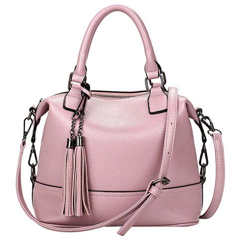 GET $50 NOW   Join RoseGal: Get YOUR $50 NOW!http://www.rosegal.com/tote/stylish-tassels-and-solid-color-design-tote-bag-for-women-525525.html?seid=7337527rg525525
