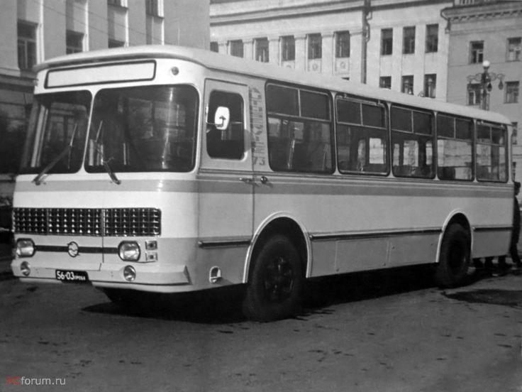 """История одного автобуса! КАвЗ 3100 """"Сибирь"""" — DRIVE2"""