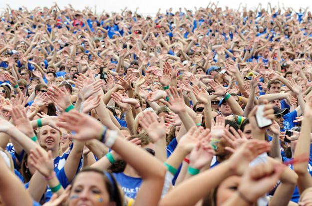 15 Reasons Why the University of Kansas is the Greatest College in the Nation (via @BuzzFeed)