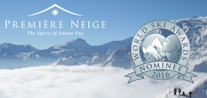 World Ski Awards - Best Ski Tour Operator 2016 Nominee