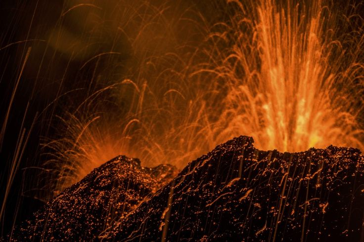 Peak of the Furnace – One of the Most Active Volcanoes in ...