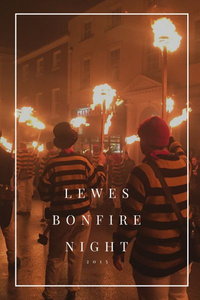 What to expect at Lewes Bonfire Night