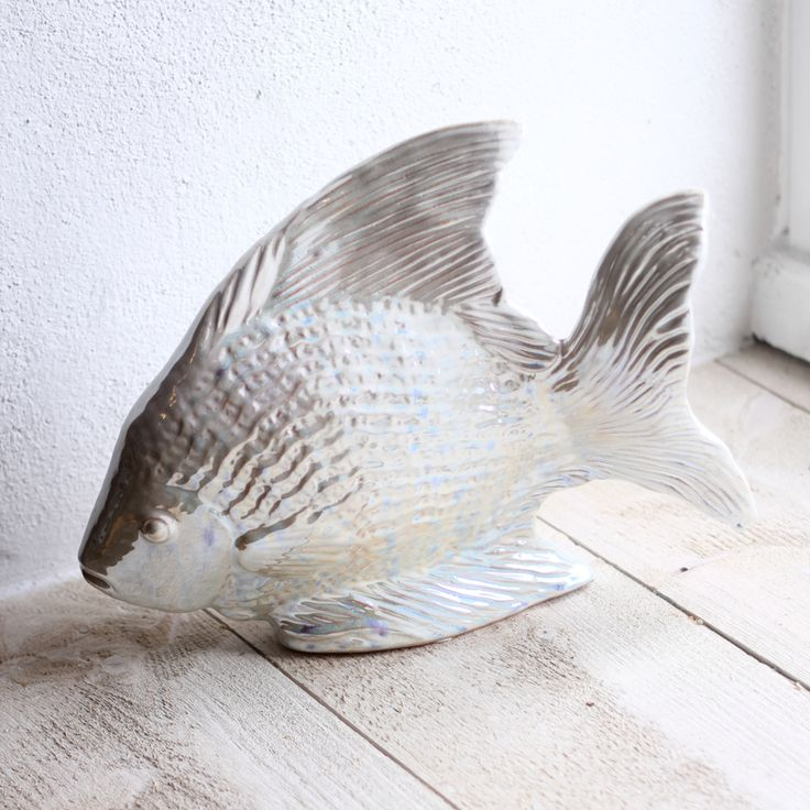 Pearl Effect Fish available at Browsers Furniture Co. Limerick, Ireland https://browsers.ie/products/pearl-effect-fish