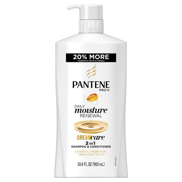 Pantene Pro-V Daily Moisture Renewal Dream Care 2 in 1 Shampoo & Conditioner - 30.4oz